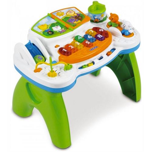 Столик ігровий Weina 2134 функціональний, музичний, світло, в коробці