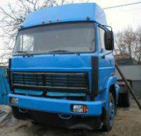 Лобовое стекло Liaz Truck Low низкий, ЛиАЗ 100, 110