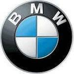 Защита заднего бампера BMW