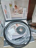 1.85m2 Теплый пол GrayHot 1,85 м.кв + терморегулятор с датчиком пола