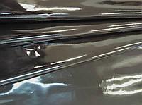 Кожа  ЛАК глянец, коричневый, 430, фото 1