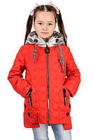 Детская модная куртка весна осень для девочки