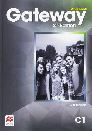Рабочая тетрадь Gateway 2nd edition C1 Workbook, фото 2