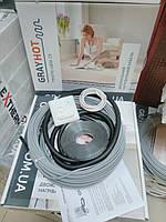 Тепла підлога GrayHot 3.4 м.кв + терморегулятор з датчиком