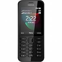 "Мобільний телефон (б/у) Nokia 222 black, 2.4""TFT, 240*320, cam.2мп, SMS,MMS,Email,GPRS,BT,1100мА*ч"