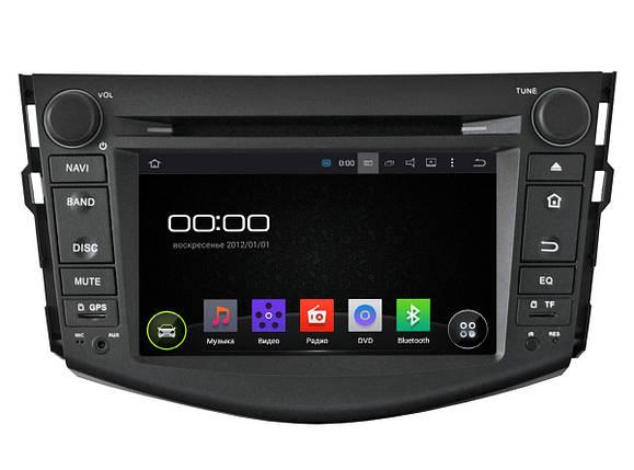 Автомагнитола Incar Toyota RAV-4 2006-2012 Android 4.4.4., фото 2