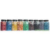 Декоративные цветные камни Галька 0,45л