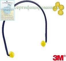 Вкладиші протишумові E-A-RCAPS на дужці 3M-EAR-CAPS