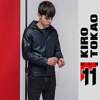 11 Киро Токао   Куртка мужская весна-осень японская 3341 т-синий