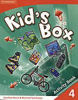 Kid's Box 4. Activity Book
