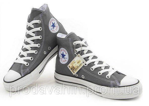 ▻ Купить Модные мужские кеды Converse Chuck Taylor All Star High ... 09674cf5116