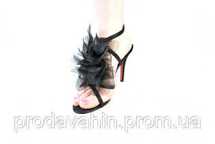 Красивые женские туфли на высоком каблуке Christian Louboutin 67HS