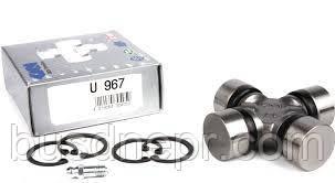 Крестовина MB Sprinter/VW LT 96-, Transit >00 ,  (27x75) пр-во GKN
