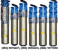 Насосный агрегат ЭЦВ 10-63-270 с нрк (нерж рабоч. колесами) корпус нерж.с увелич КПД двиг.