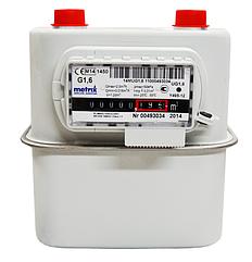 Лічильник газу Metrix G 1.6