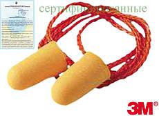 Вкладиші протишумові на шнурку 3M-OS-1110LINE P