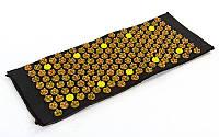 Коврик ортопедический массажный с магнитами (массажная дорожка): 90х35см, фото 1