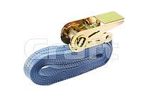 Ремень стяжной, кольцевой  для крепления груза  0,8т 4м ,28мм