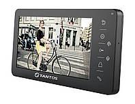 """Видеодомофон Tantos Amelie 7"""" (Black) - экран 7 дюймов"""