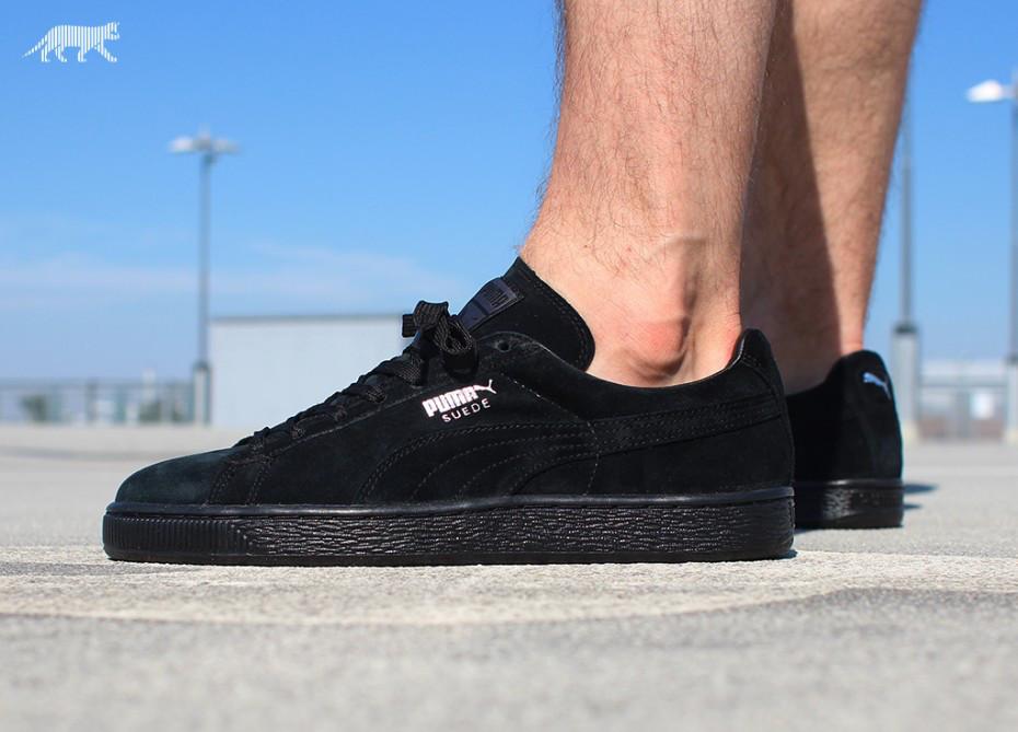 ОРИГИНАЛ! Кроссовки Puma Suede Classic Black (352634-77)  продажа ... 75a7fc1b946d8