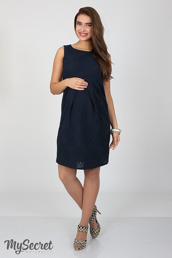 Сарафан для беременных и кормящих Amery ЮЛА МАМА (темно синий, размер S)