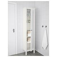 Шкаф с зеркалом HEMNES 49x31x200 см