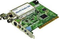 ТВ тюнер AVerMedia AVerTV Studio 509+FM, пульт ДУ, PCI