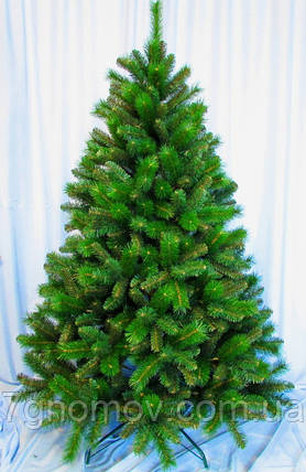Елка искусственная на нитях зеленая 1.80 метра Кристина, фото 2