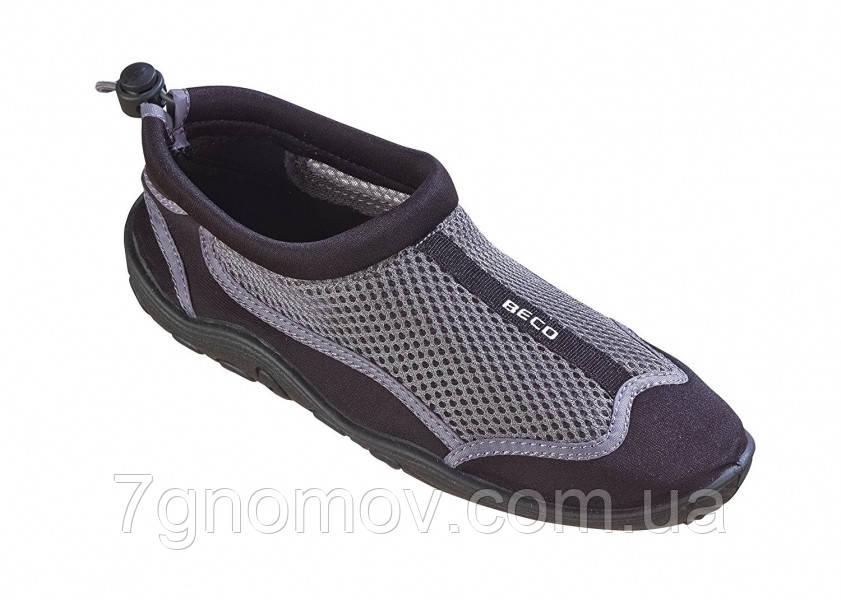Тапочки для кораллов, аквашузы, обувь для плавания, дайвинга, серфинга BECO 90661 110 р. 47