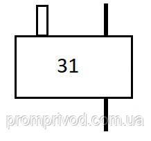 Вариант сборки редуктор 31 - купить