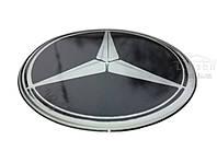 Силиконовая наклейка Mercedes