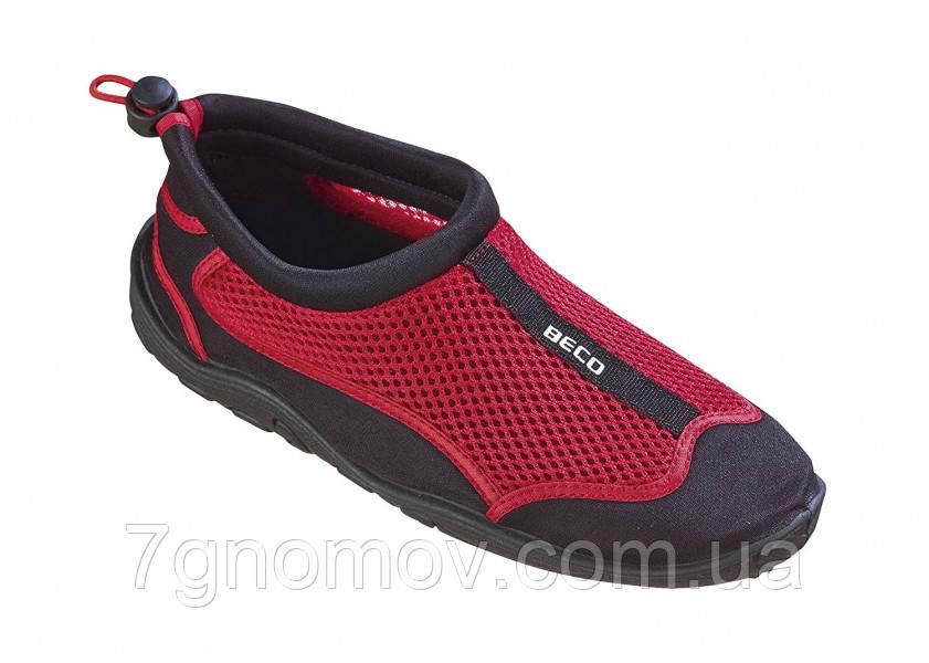 Тапочки для кораллов, аквашузы, обувь для плавания, дайвинга, серфинга BECO 90661 50 р. 39