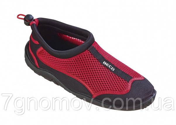 Тапочки для кораллов, аквашузы, обувь для плавания, дайвинга, серфинга BECO 90661 50 р. 39, фото 2