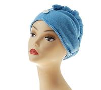 Детская чалма - полотенце для сушки волос микрофибра