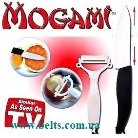 Наборы ножей для кухни из керамики Mogami  Eco-Ceramic