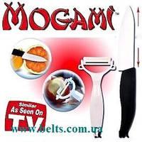 Наборы ножей для кухни из керамики Mogami  Eco-Ceramic, фото 1
