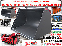 Навесное оборудование погрузчиков manitou, jcb, merlo, bobcat, haulotte, claas, caterpillar (cat), new holland