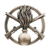 Кокарда на берет ЗСУ Механізовані війська