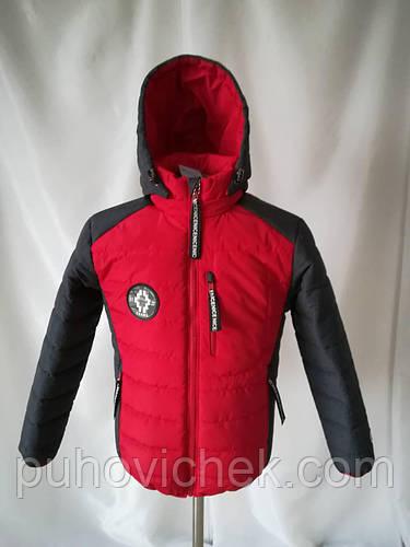 Модные куртки для мальчиков весенние