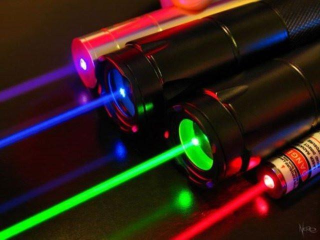 Лазерные указки и установки