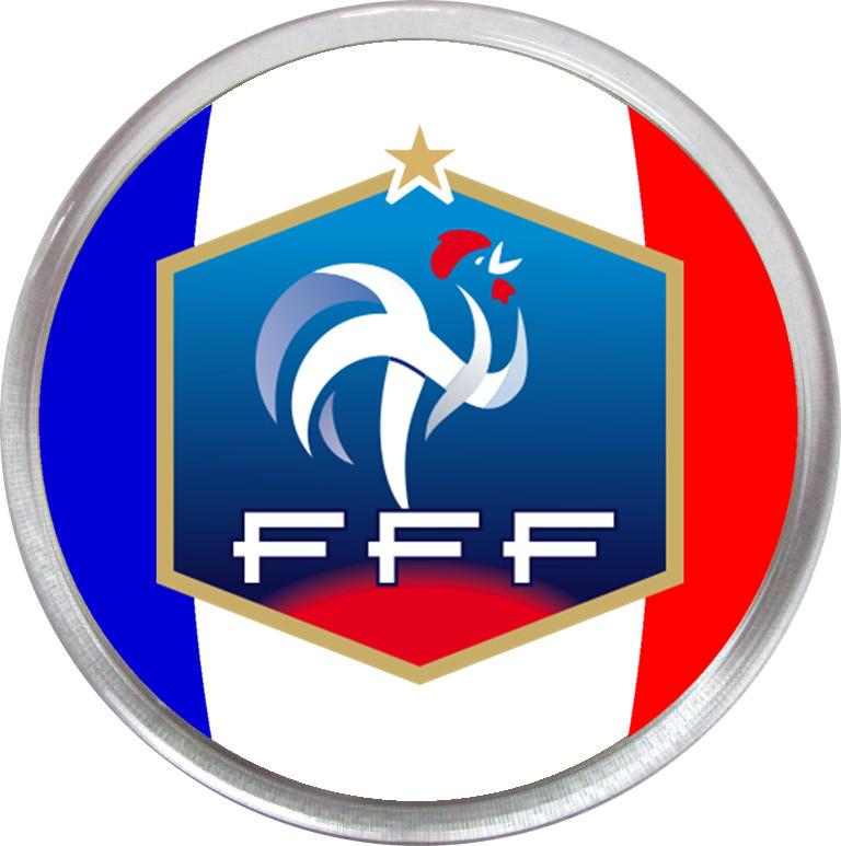 Значок (магнит) сборной Франции