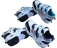 Кроссовки с роликом хилисы 314 (кроссовки с колесом), 2 цвета: размер 32, 34, 36, 38, фото 1