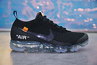 "Кроссовки Nike Air VaporMax Off-White ""Black"""