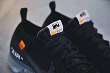 "Кроссовки Nike Air VaporMax Off-White ""Black"", фото 3"