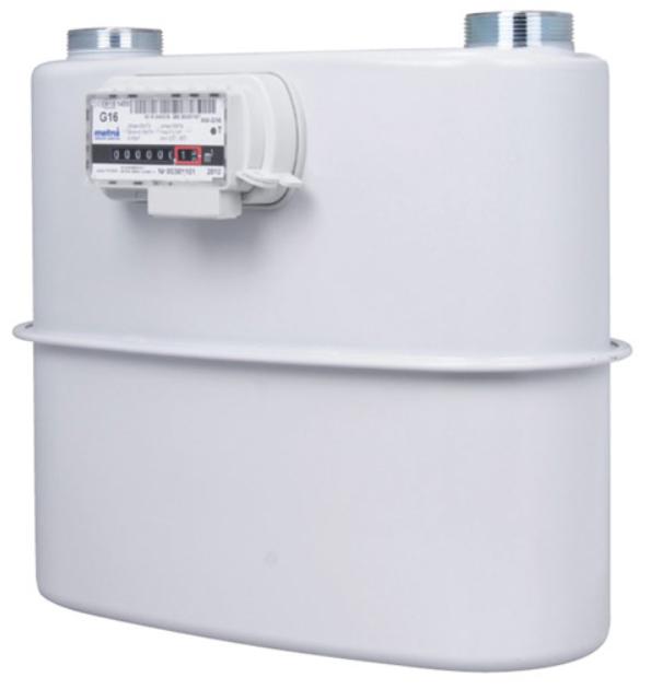 Счетчик газа Metrix G 16,0 Т