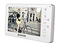 "Видеодомофон Tantos Amelie 7"" (White) - экран 7 дюймов"