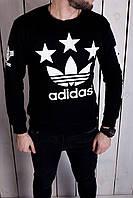 Мужской свитшот молодежный Adidas