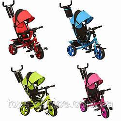 Детский Трехколесный Велосипед Turbo Trike Ps
