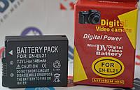 Оригинальный Аккумулятор для фотоаппарата Nikon EN-EL21 для Nikon 1 V2