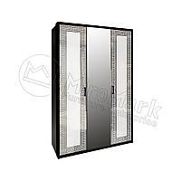 Шкаф «Виола» 3дв. с зеркалом Доставка по Украине. Гарантия качества